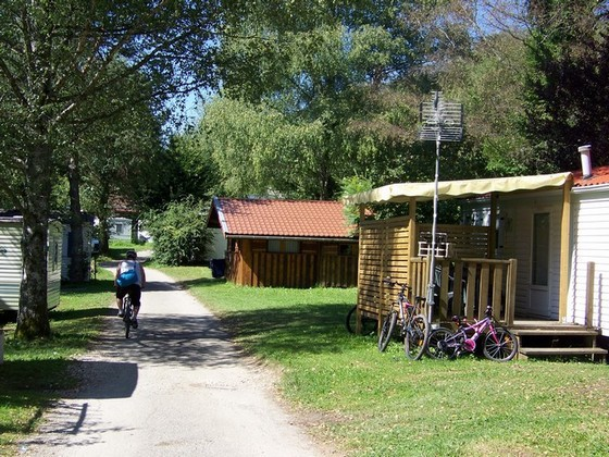 Sanitaires Camping Clair Matin